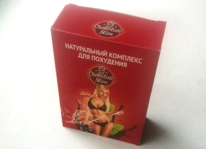 Shokolad Slim (Chocolate Slim) ozish uchun shokolad Navoiyda - Изображение #2, Объявление #1652654